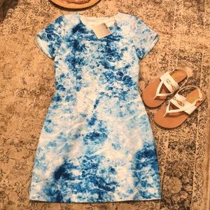 Shilla the label size S NWTS mineral wave dress